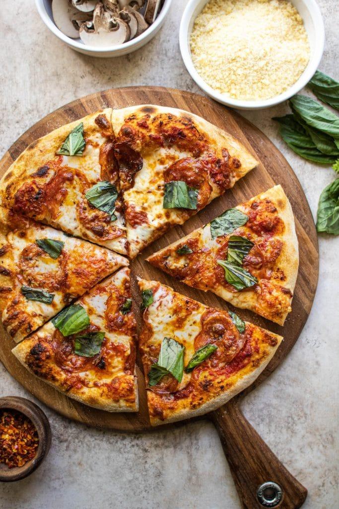 72 hour pizza dough